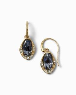 Swarovski Crystal Pavé Drop Earrings