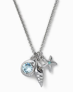 Swarovski® Sealife Charm Necklace