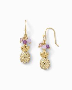 Swarovski Crystal Pinele Earrings