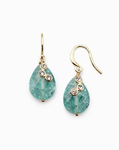 Dusty Aqua Earrings