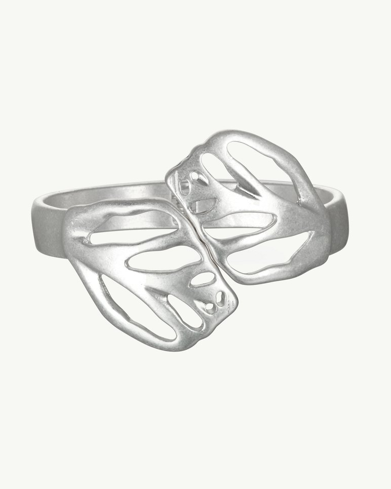 Main Image for Silver Leaf Cuff