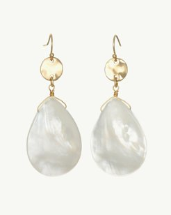 Perla Teardrop Earrings