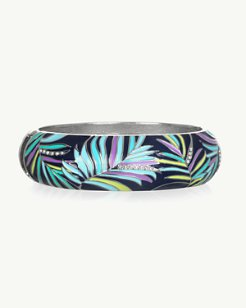 Colorful Fronds Bracelet