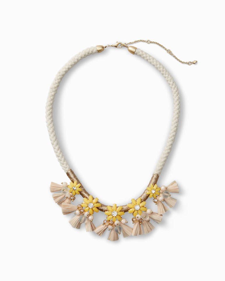 Main Image for Tahitian Garden Statement Necklace