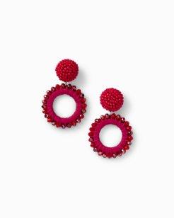 Bay Beaded Earrings