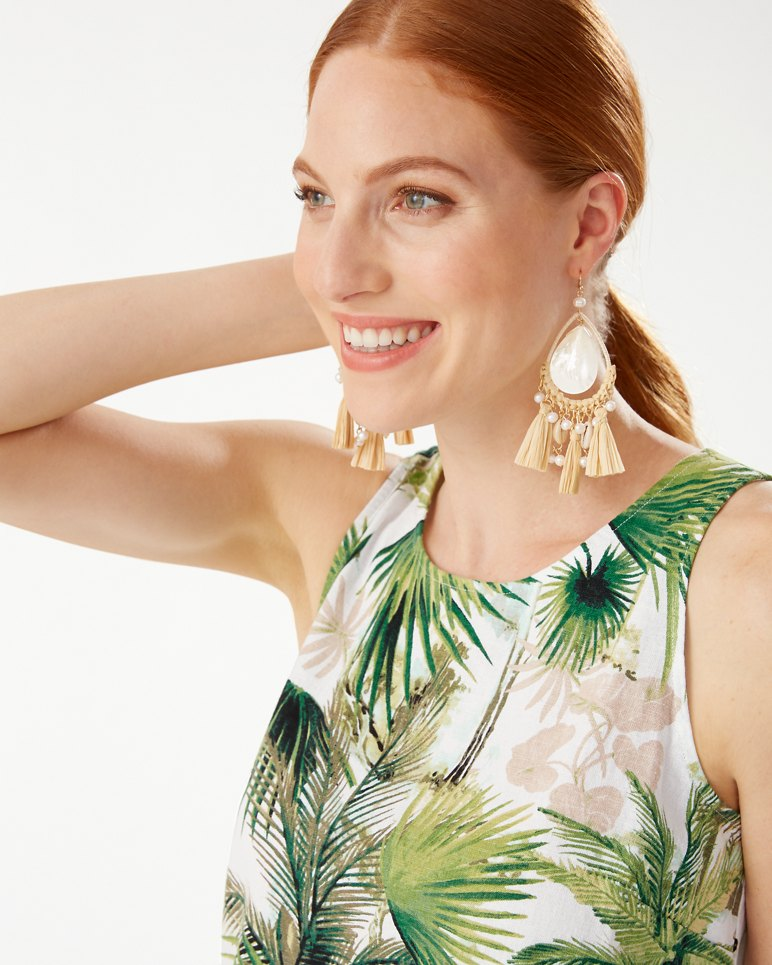 Main Image for Madreperla Tassel Earrings