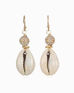 Marmi Cowrie Earring