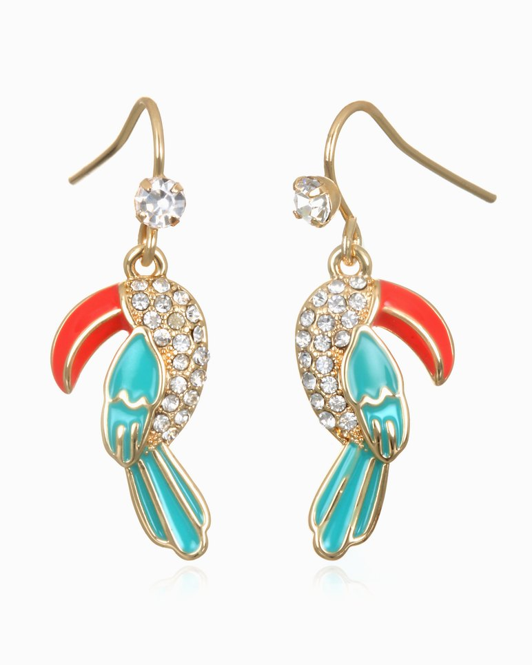 Main Image for Toucan Drop Earrings
