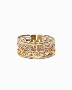 All One Cuff Bracelet