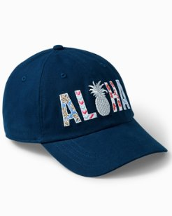 Jen And Terry Aloha Cap
