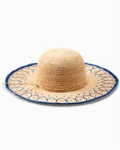4e6714c77d4 Geo Beach Brim Hat quickshop NEW ...