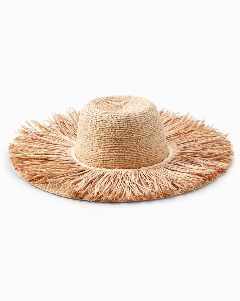 Main Image for Tahitian Fun Fringe Hat
