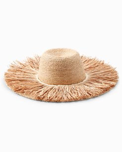 f55637a8209 Tahitian Fun Fringe Hat quickshop NEW ...