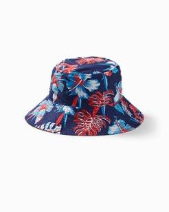 Flora Americana Bucket Hat