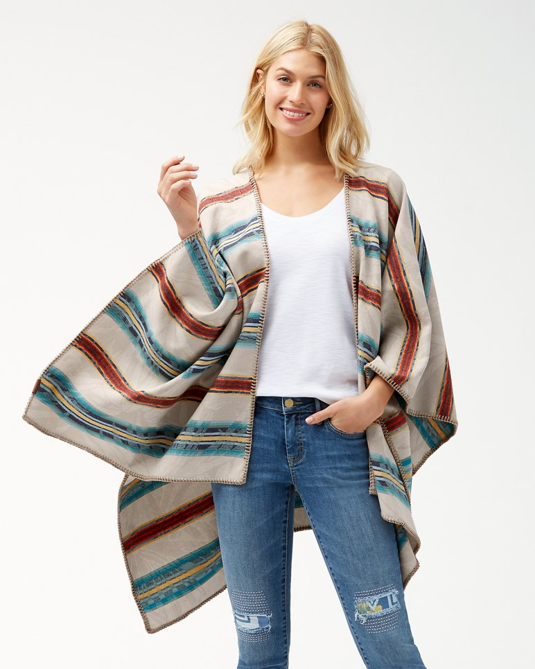 Main Image for Tommy Bahama & Pendleton® Island Serape Wrap