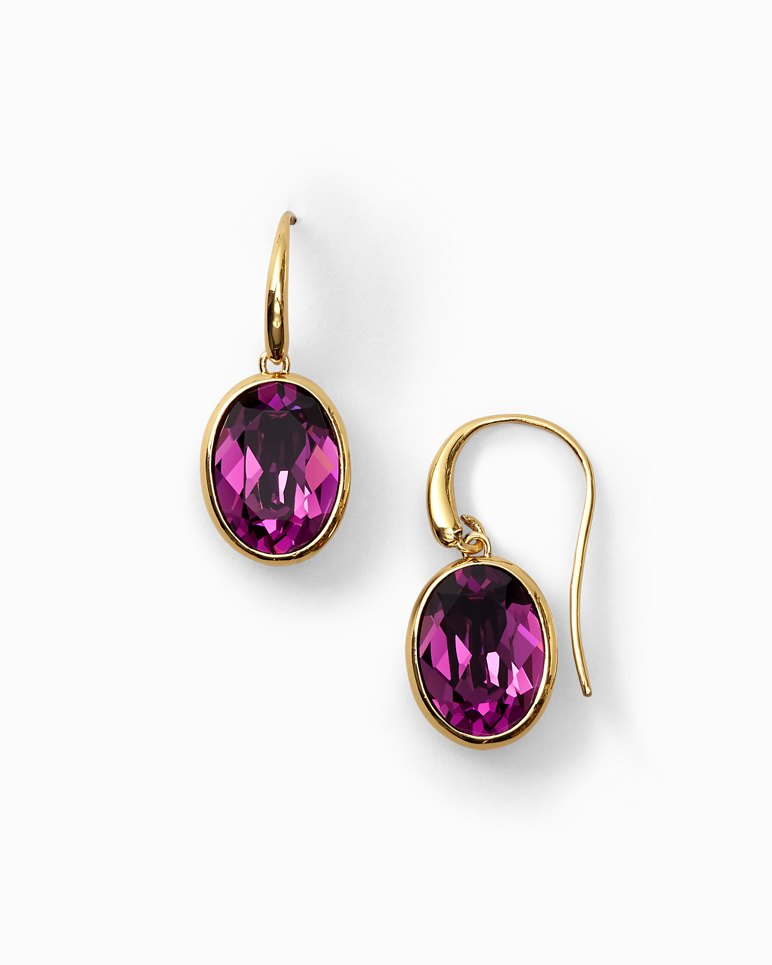 Main Image for Teardrop Earrings With Swarovski® Crystals