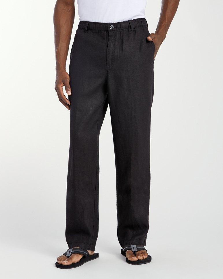 a88ffb1744 Linen on the Beach Relaxed Pants