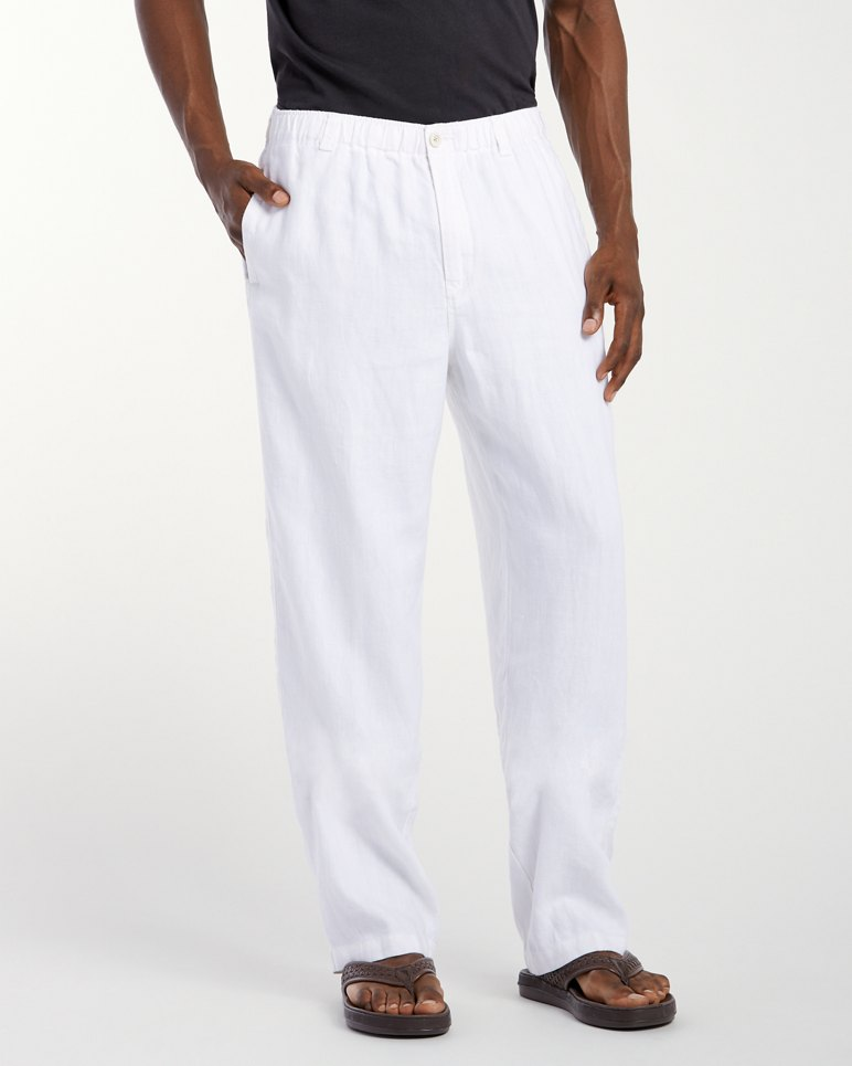 Main Image for Linen on the Beach Relaxed Pants