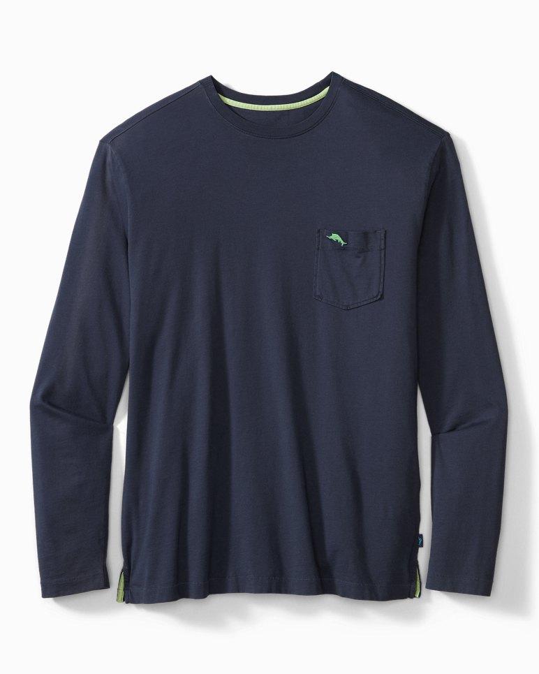 Main Image for Bali Skyline Long-Sleeve T-Shirt