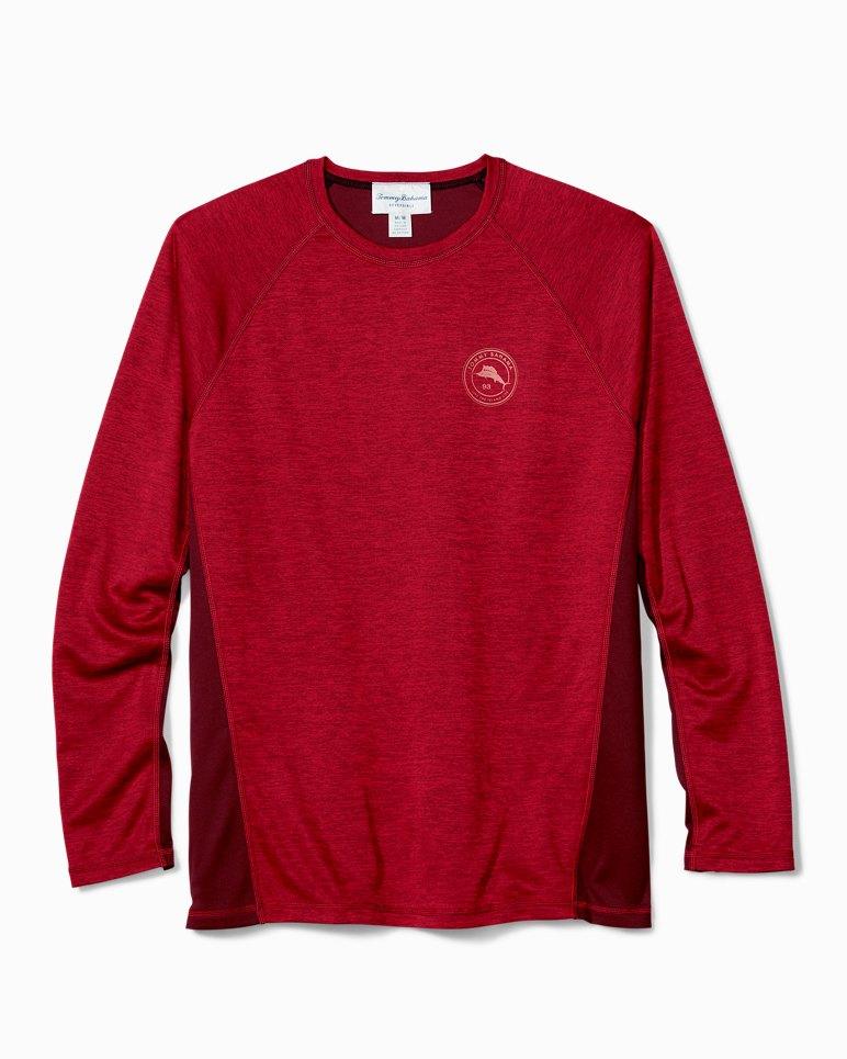 IslandActive® Frontside Flip Reversible T-Shirt | Tuggl