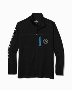 IslandActive® Kakoa Beach Full-Zip Jacket