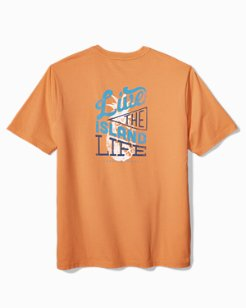 Live The Island Life T-Shirt
