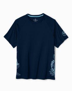 IslandActive® Mateo Fronds T-Shirt