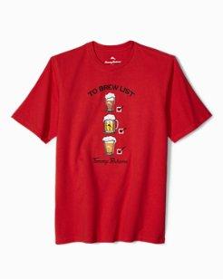 To Brew List T-Shirt