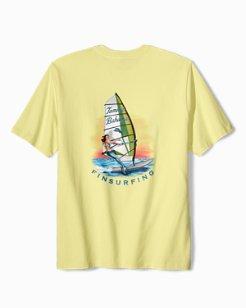 Finsurfing T-Shirt