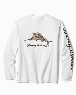 Palm Billboard Marlin Lux Long-Sleeve T-Shirt