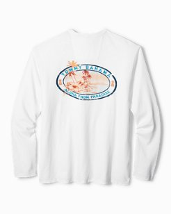 Aloha From Paradise Lux Long-Sleeve T-Shirt