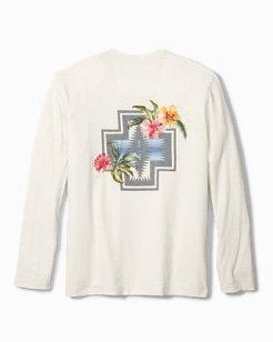 Tommy Bahama & Pendleton® Aloha Harding Long-Sleeve Lux T-Shirt