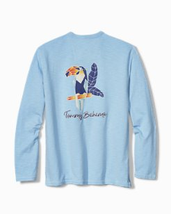 Toucan Do Lux Long-Sleeve T-Shirt