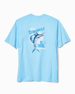 The Struggle Is Reel T-Shirt