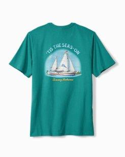 Tis The Seas-Ons T-Shirt