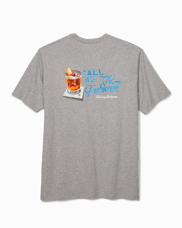 Main Image for Call Me Old Fashioned T-Shirt