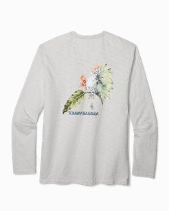 Tahitian Tweets Lux Shirt