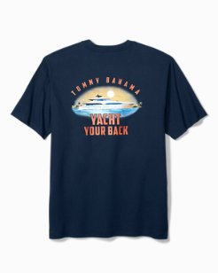 Yacht Your Back T-Shirt