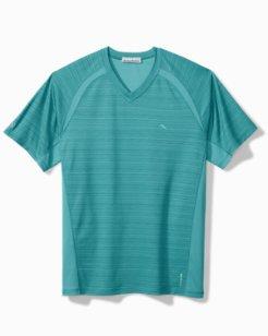 Fast Flip IslandActive® V-Neck T-Shirt