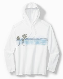 Relax On The Beach Lux Hoodie