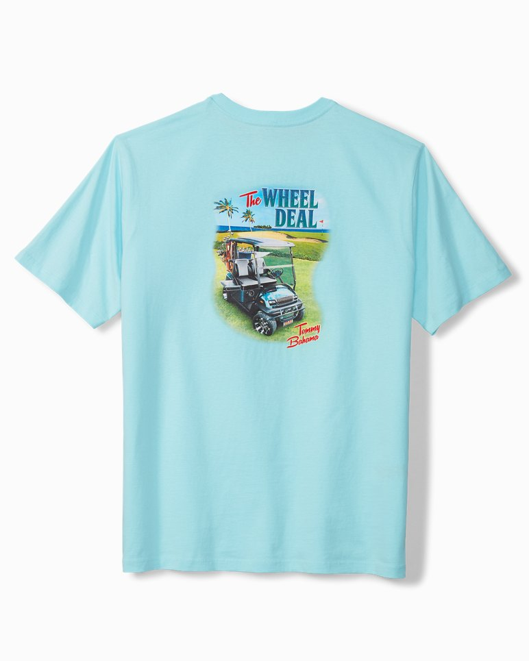 Main Image for Wheel Deal T-Shirt