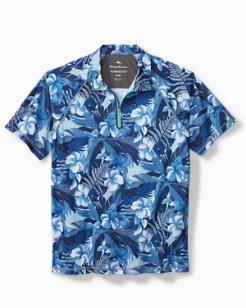 Hibiscus Hues IslandActive® Polo