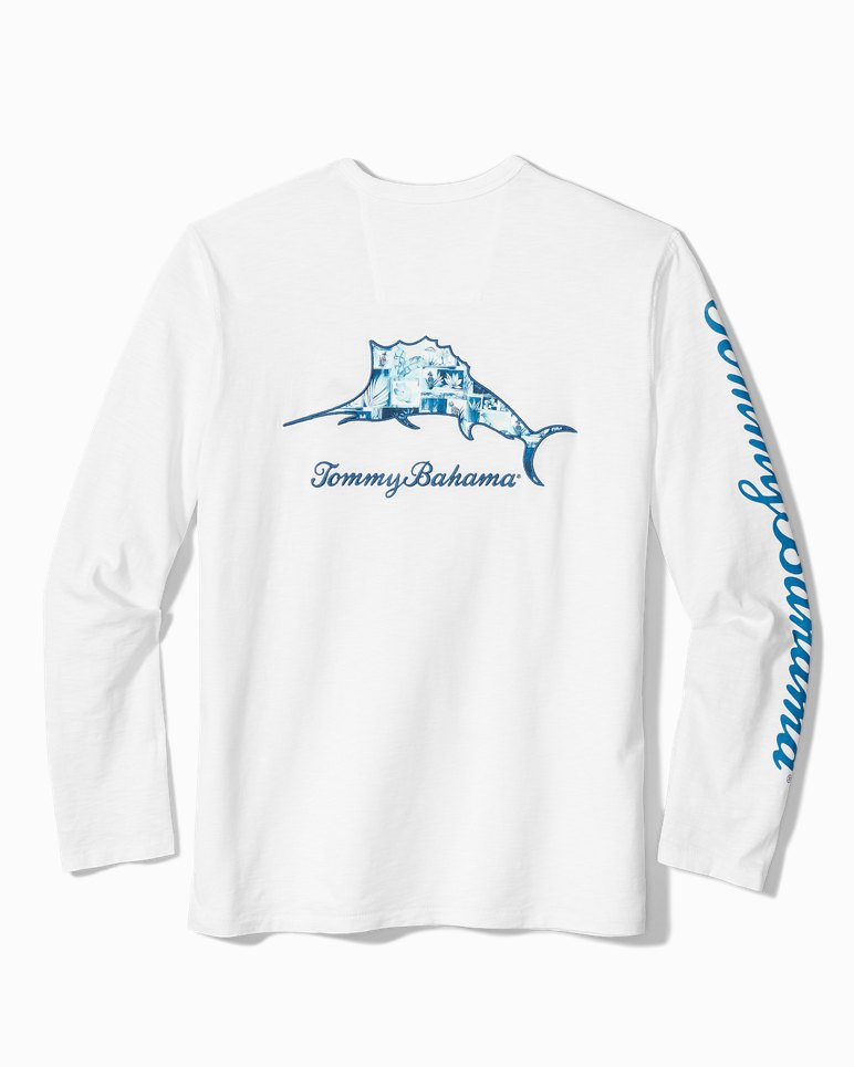 Main Image for Paradise Marlin Lux Shirt