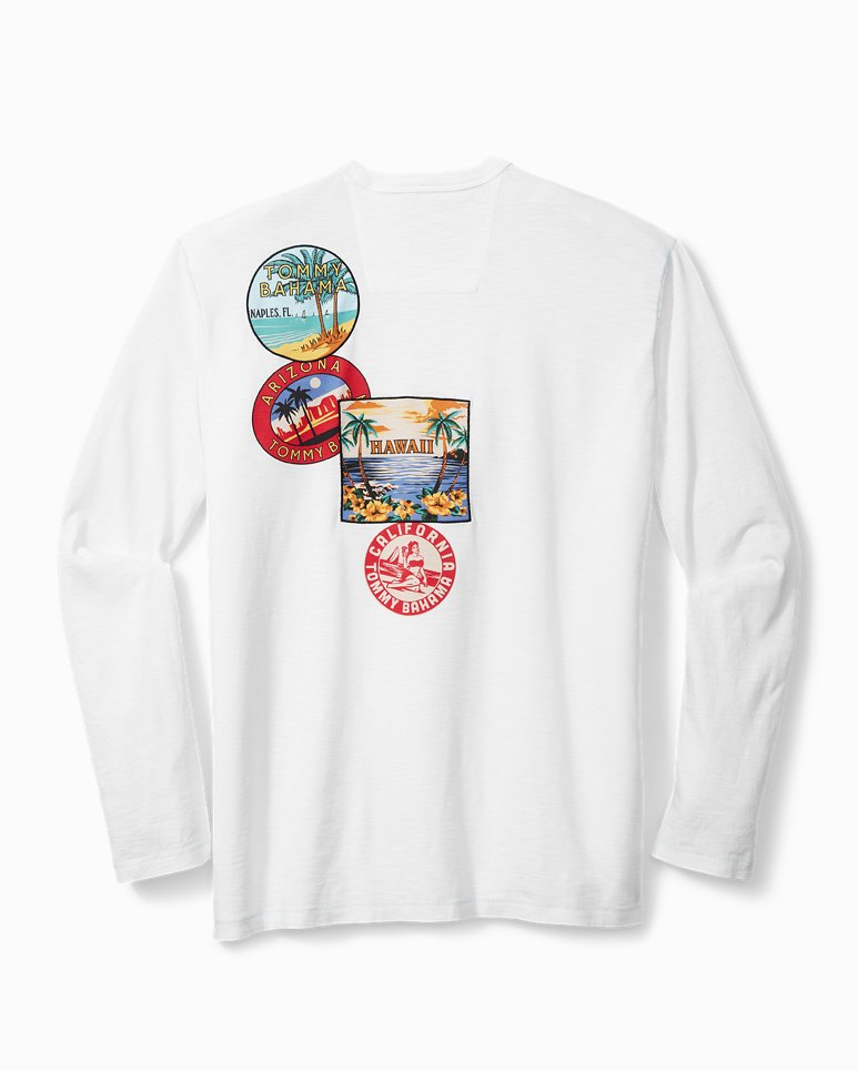Main Image for Road Trip Lux Long-Sleeve T-Shirt