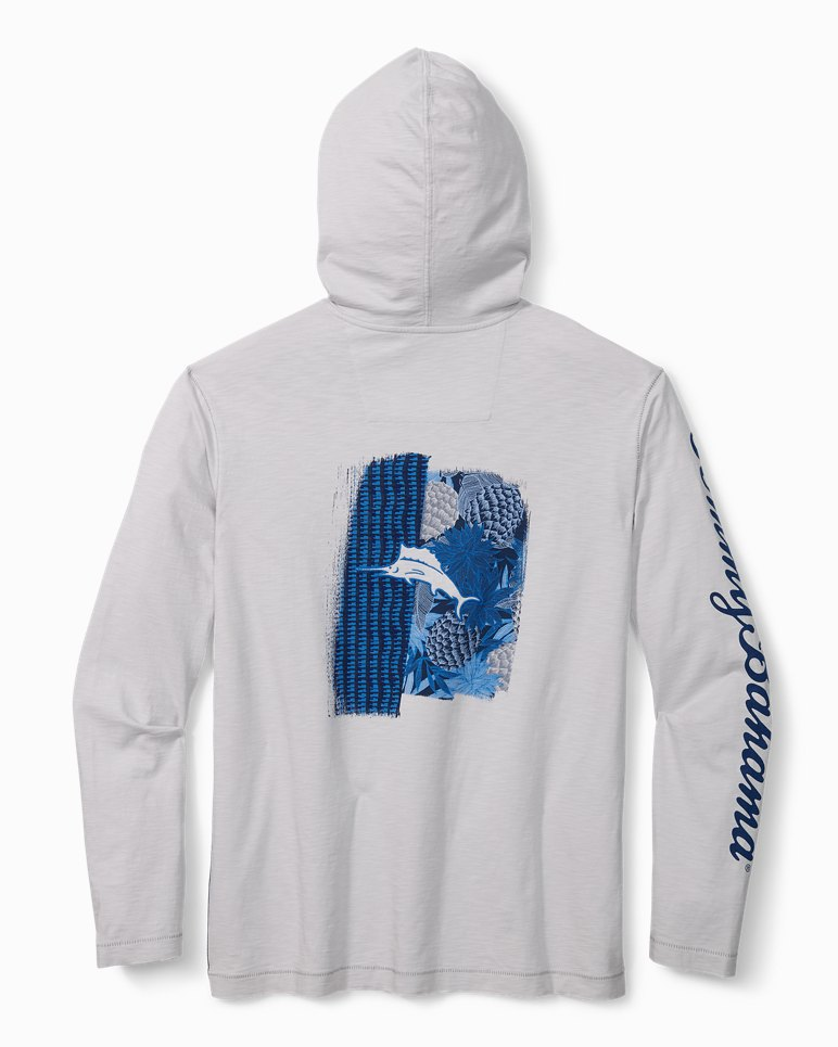 Main Image for Las Pineapple Lux Hooded Shirt