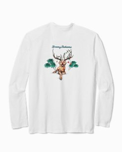 Holiday Dog Lux T-Shirt