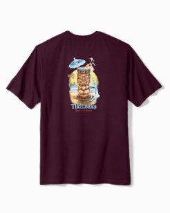 Tiki Leaks T-Shirt