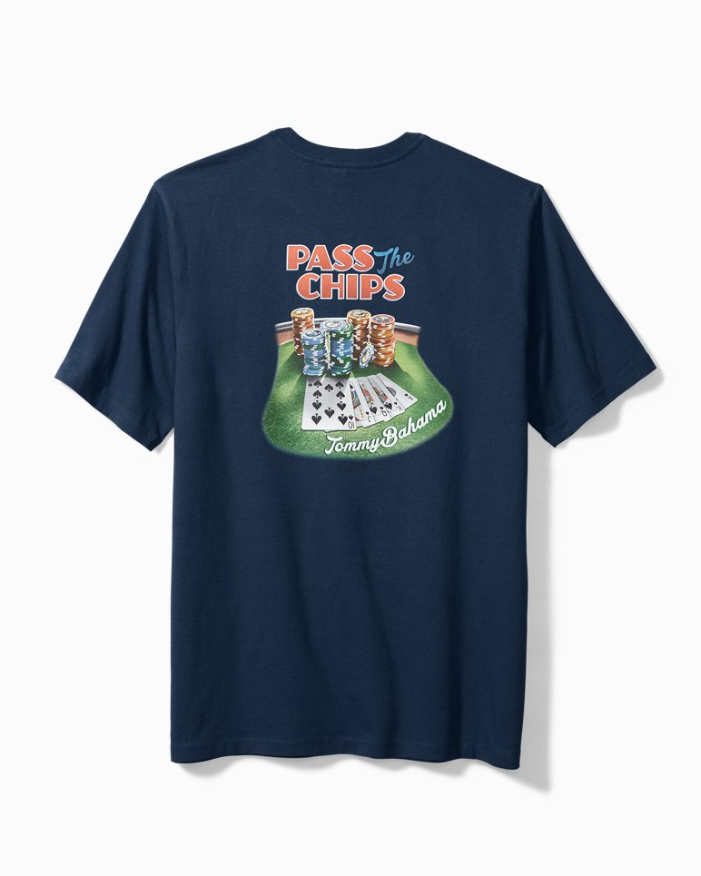 Main Image for Pass The Chips T-Shirt