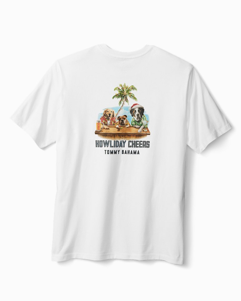 Main Image for Howliday Cheers T-Shirt