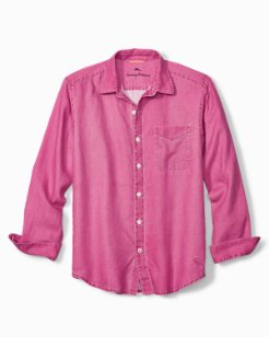 Sea Glass Breezer Linen Shirt